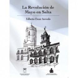 La revolución de mayo en Salta