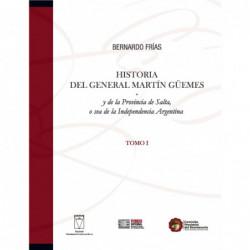 Historia del General Martín...